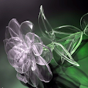 3d Flowers Wallpapers icon