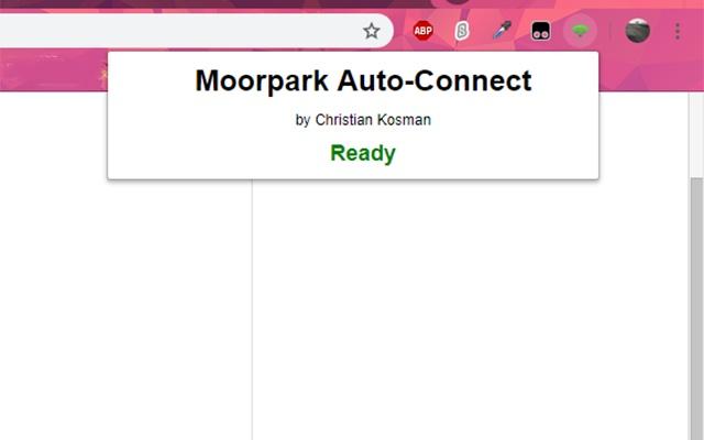 Moorpark Auto-Connect