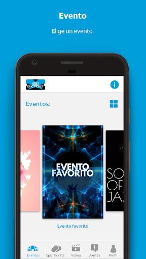 Epic Ticket 1.3.1 screenshots 2