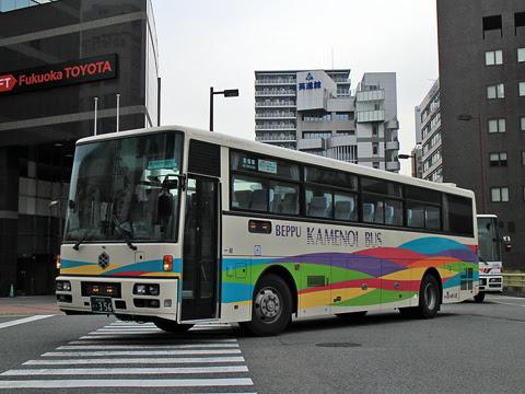 亀の井バス「ゆふいん号」 356