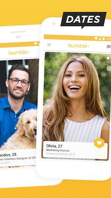 Bumble — Date. Meet Friends. Network. - screenshot