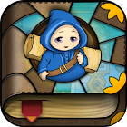 Message Quest — the amazing adventures of Feste icon