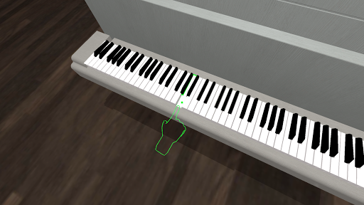 3D Piano VR for Cardboard