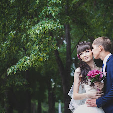 婚礼摄影师Aleksandr Cyganov(Tsiganov)。11.09.2013的照片