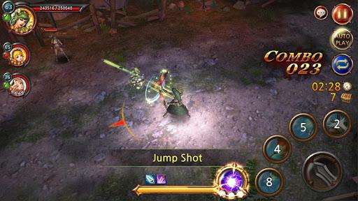 Team Guardian : legend of 23 heroes 2.2.1 screenshots 6