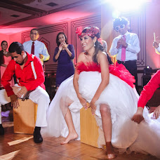 Wedding photographer Leonardo Sagástegui Mantilla (LeonardoSagast). Photo of 10.06.2016