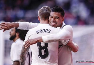 Real Madrid wint de Madrileense derby en Everton houdt Chelsea van de leidersplaats