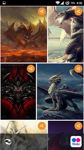 Dragon HD Live Wallpapers