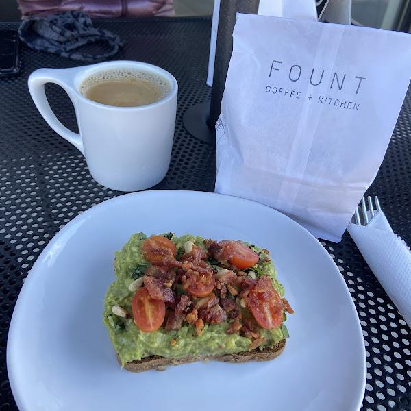 Fount Coffee Kitchen Gluten Free Morrisville 2021