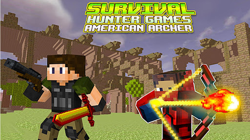 Survival Hunter Games: American Archer androidiapk screenshots 1