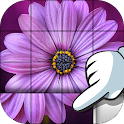 Slide Puzzle Game For Kids icon