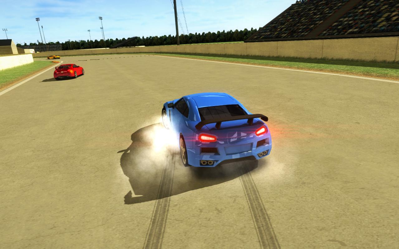 City Speed Racing- screenshot