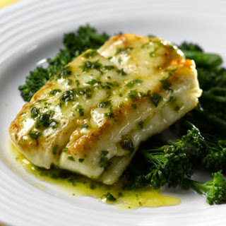 Lemon Chive Sauce Parsley Recipes