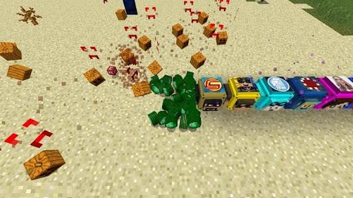 Lucky Block Mod Minecraft New 1.1 screenshots 3