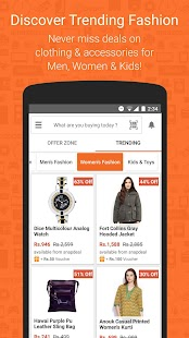 Deals, Coupons, Compare Price & Cash Back app- screenshot thumbnail