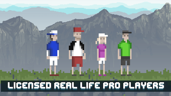 Pixel Disc Golf 2- screenshot thumbnail