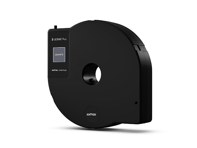 Zortrax Inventure Z-ULTRAT Plus Graphite Filament - 1.75mm (0.35kg)