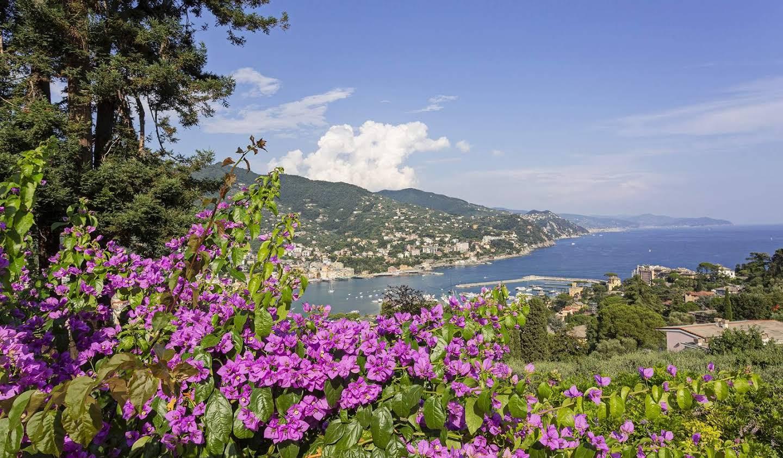 Appartement avec terrasse Rapallo