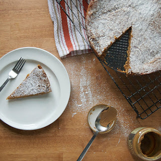 Crack Pie with Speculoos.
