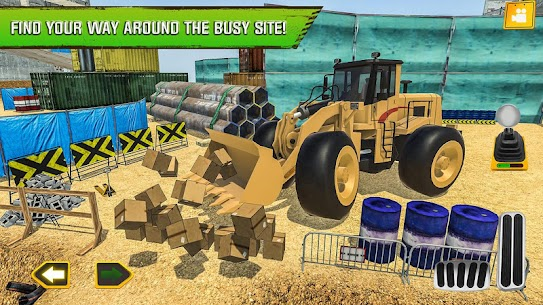 Construction Site Truck Driver App Download For Android and iPhone 8