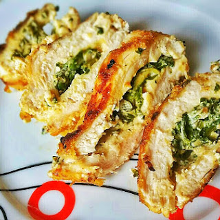 Baked Stuffed Boneless Chicken Breast Recipes