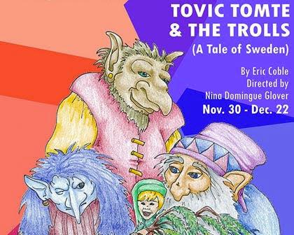 Tovic Tomte & The Trolls