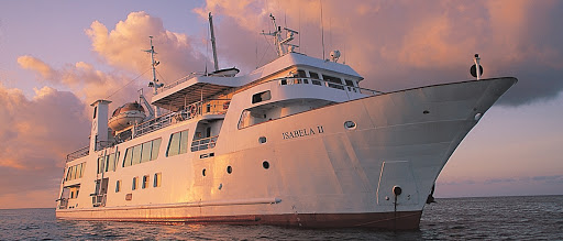 Book an adventure to the Galápagos Islands on Isabela II.