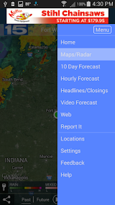 WANE WX screenshot 4