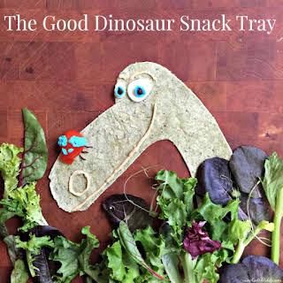 Disney Pixar The Good Dinosaur Snack Tray.