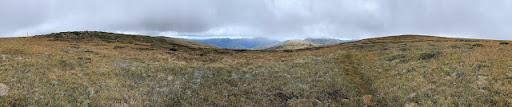 Pretty Valley ~ Mt Jim Circuit Walk, Alpine National Park -  March 2021