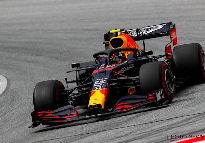 Alexander Albon rijdt volgend jaar bij Williams