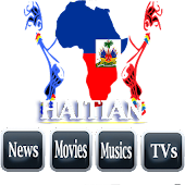 Haitian movies musics tv app
