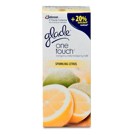 Glade one touch citrus   12/fp