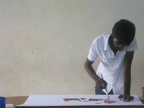 Photo: Artist Ezhumalai