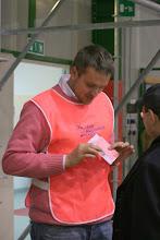 """Photo: Fabio Forte in """"maglia rosa"""""""