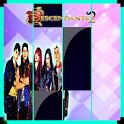 Descendants 2 Piano Tap icon