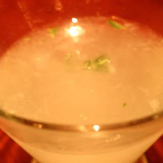 Kathy Casey's Green-Eyed Daquiri
