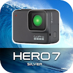 Hero 7 Silver from Procam icon