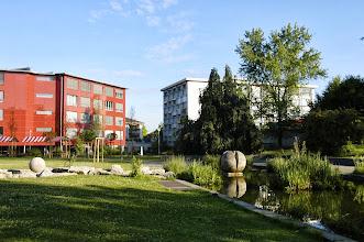 Photo: Wunderschöne Parkanlagen