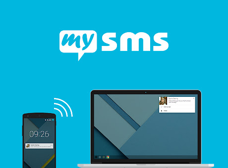 mysms - SMS/Text from Computer