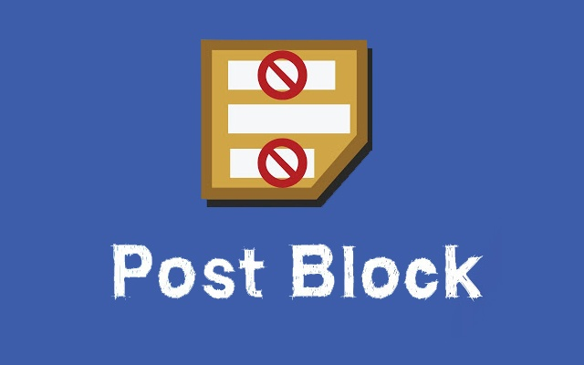 Post Block