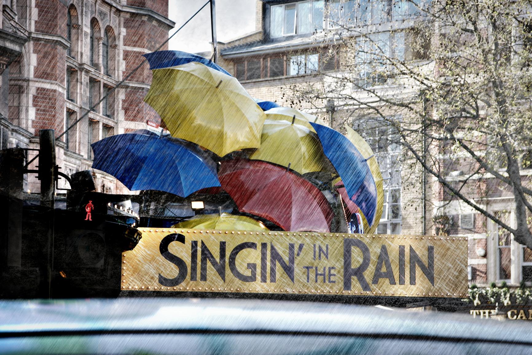 Just Singin' in the Rain di D. Costantini