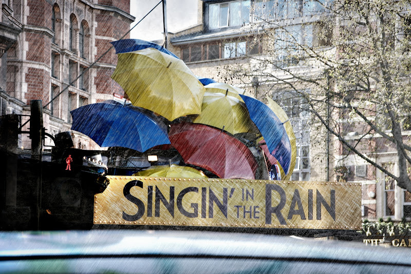 Just Singin' in the Rain di D. Costantini