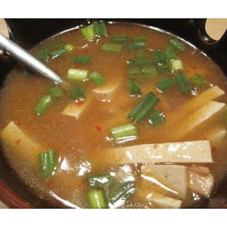 Simmering Hot and Sour Soup