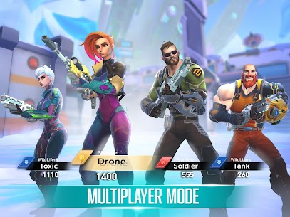 Rise: Shooter Arena Apk Download For Android and Iphone 7
