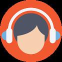 American English listening icon