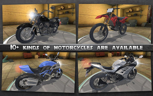 Motorcycle Rider 1.7.3125 screenshots 11