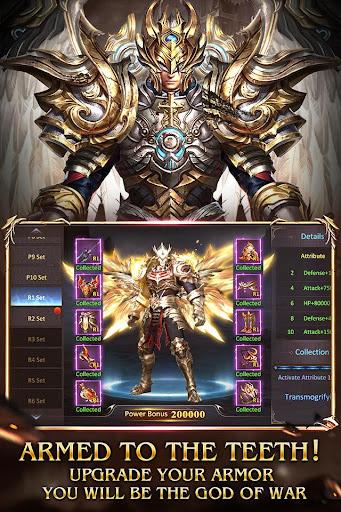 Armored God 1.0.4 screenshots 4