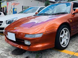 MR2  G-limited・SW20型・1998年式のカスタム事例画像 名古屋歴史観光さんの2019年07月26日20:56の投稿