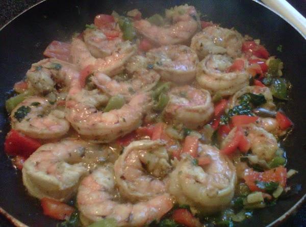 Simple Sautee Shrimps Recipe